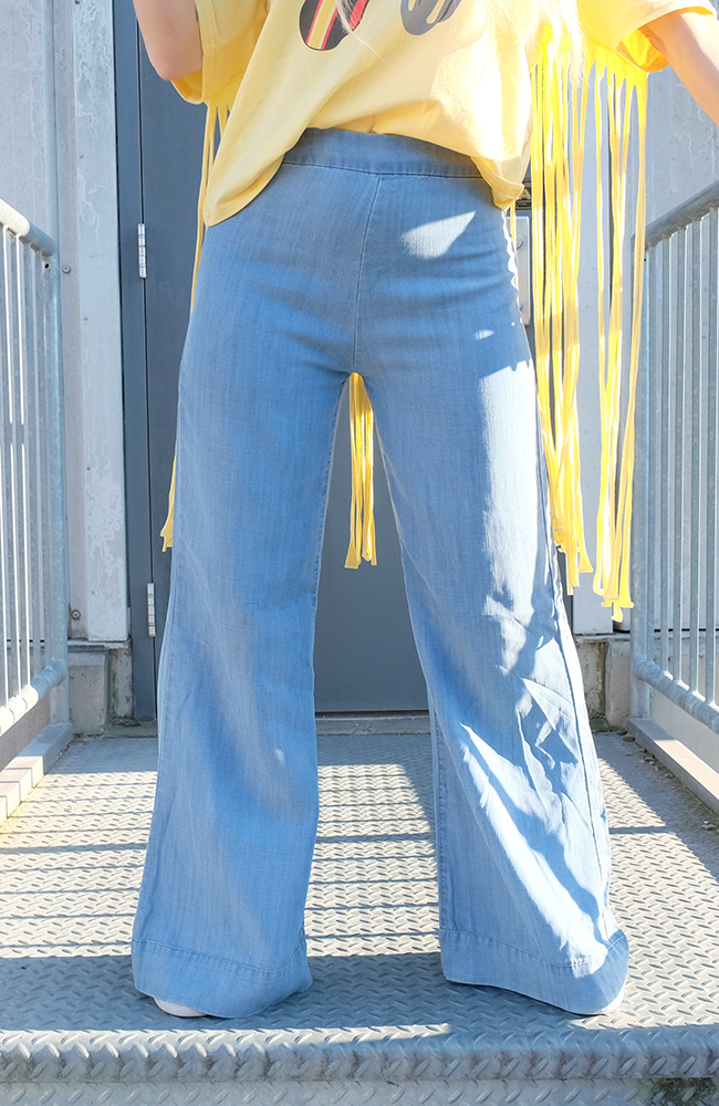 Uncoded Era - Bell Yeah Denim Jeans, denim only