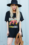 Uncoded Era Billy Joel Oversized Tee Shirt, band tee