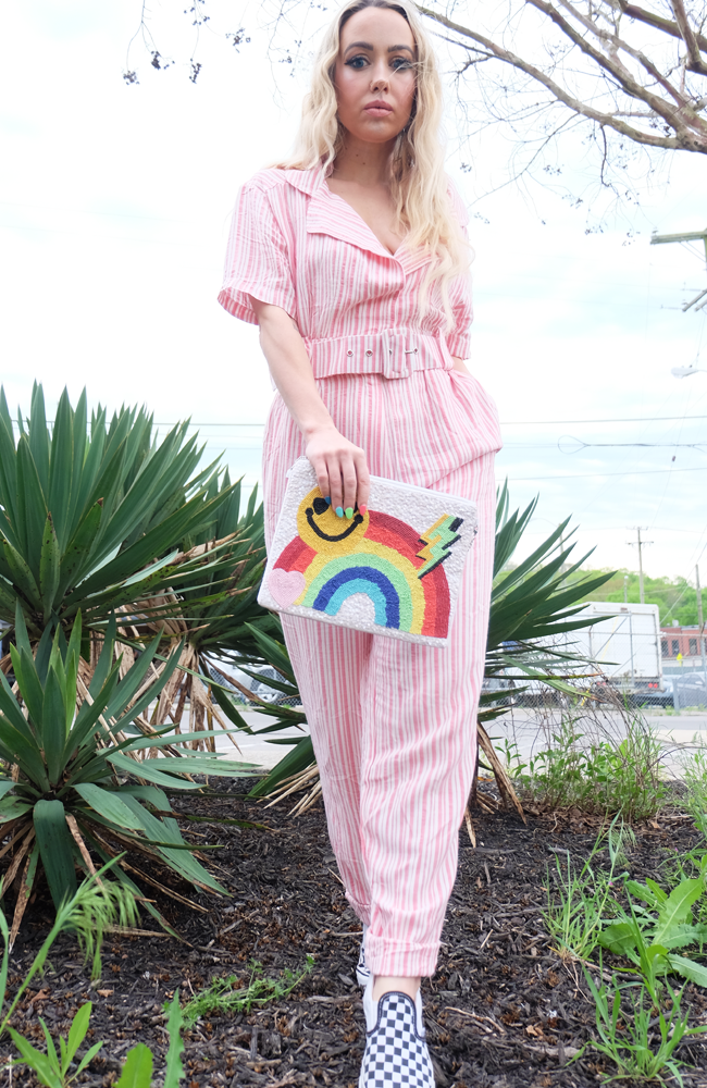 Uncoded Era - Soda Pop Jumpsuit, full body front