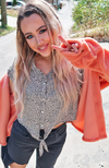 Princess Peach Faux Fur Shirt Jacket