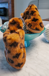 Bad & Boujee Faux Fur Slippers
