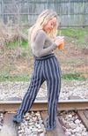 Uncoded Era Walk the Line Striped Pants
