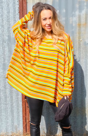 Price is Right Striped Top