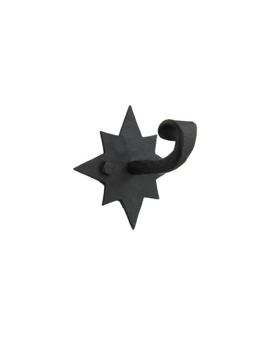 Rustic Spanish Fleur De Lis Elite Iron Toilet Paper Holder BHTPE