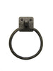Farmhouse Wrought Iron Towel Ring BHR10 - Bushere & Son Iron Studio Inc.