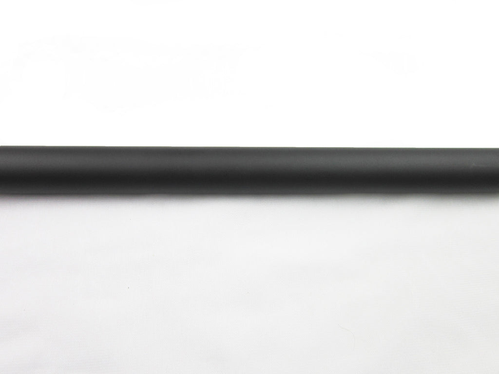 Wrought iron drapery rods -  Wrought Iron Drapery Rod 1 Round Heavy Duty