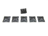 Spanish Wrought Iron Decorative Square Clavo 5 pack CVSD1  1.5