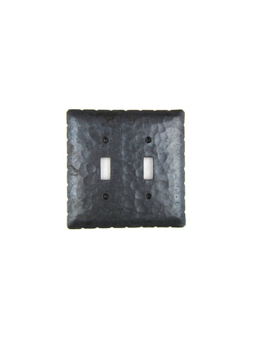 Rustic Rancho Iron Switch Plate Toggle/GFI EPH47