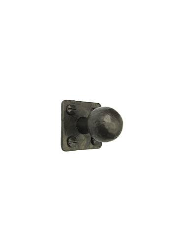 Simple Rustic Iron Cabinet Knob HK9