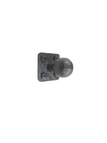HK9 Simple Rustic Iron Cabinet Knob