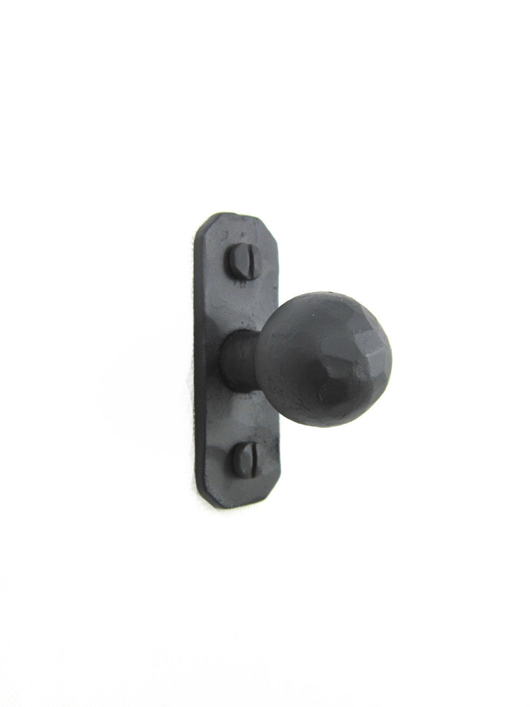 HK9 Simple Rustic Iron Cabinet Knob - Bushere & Son Iron Studio Inc.