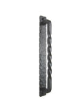 HPR Rancho Series Rustic Style Twisted Iron Cabinet Pull - Bushere & Son Iron Studio Inc.