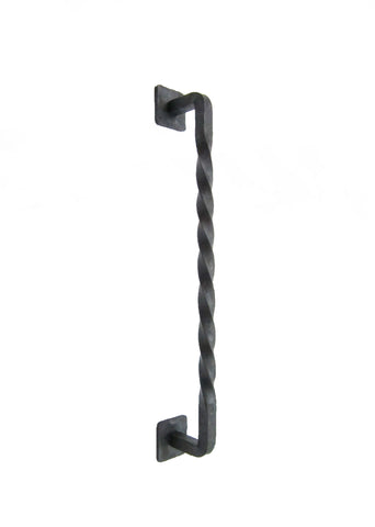 "Farmhouse Slim 6"" Iron Straight Cabinet Pull HPS66"