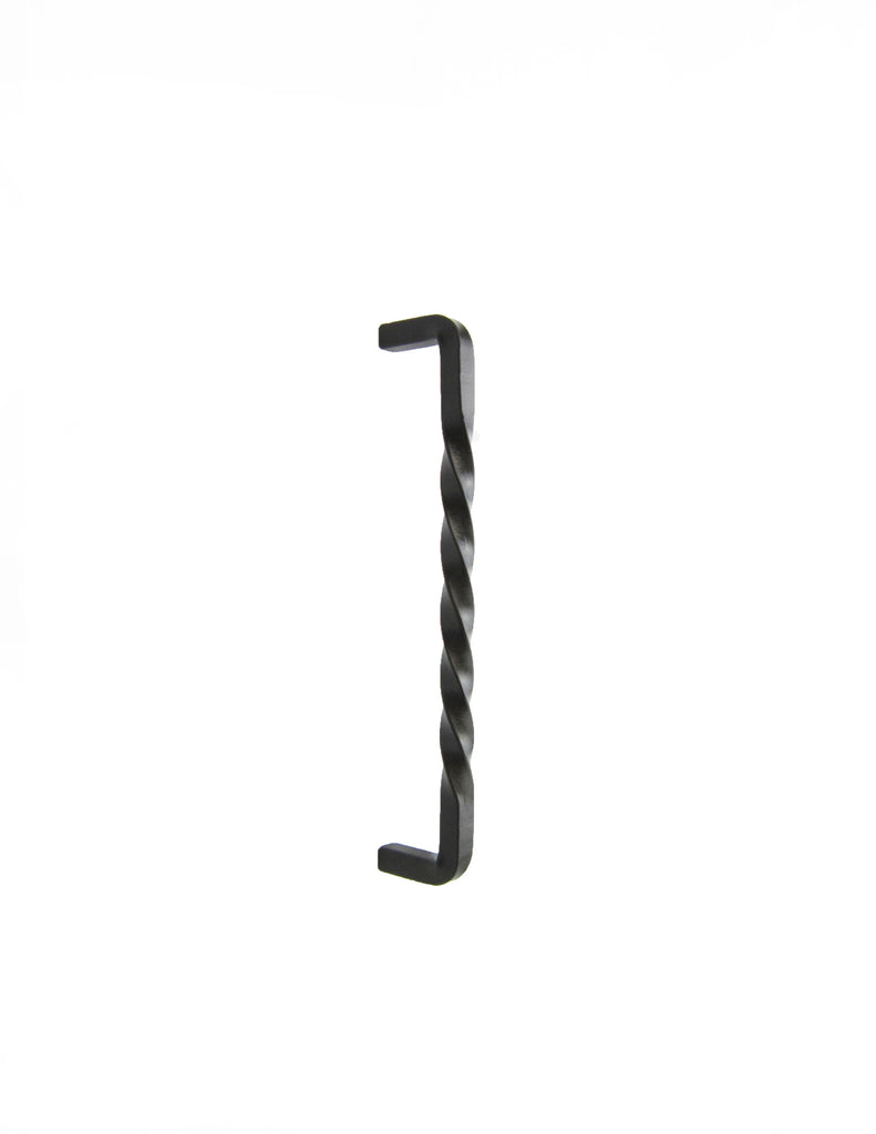 "Spanish Club Slim 8"" Iron Twisted Pull HPT28"