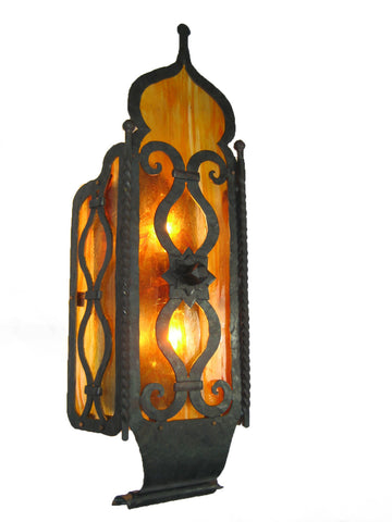Spanish Colonial Double Sconce LS10