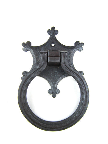 Spanish Colonial Iron Twisted Door Pull HPD3