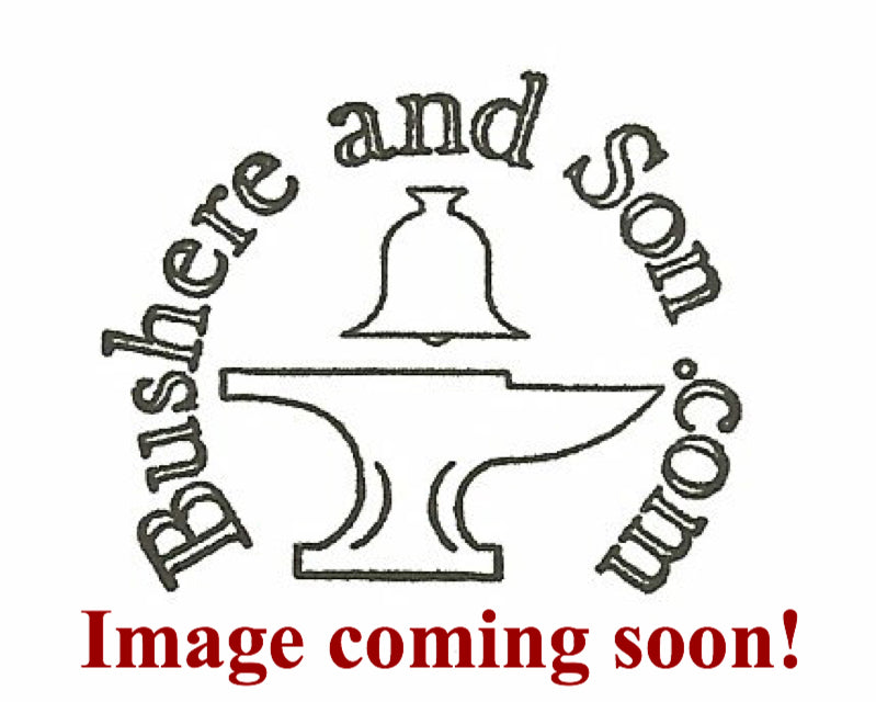 Cafe Curtain Rod Bypass Bracket MCBB1 - Bushere & Son Iron Studio Inc.