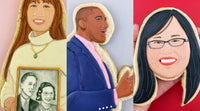 Jasmine's Cookie Art Joins National Portrait Gallery at the Heinz History Center