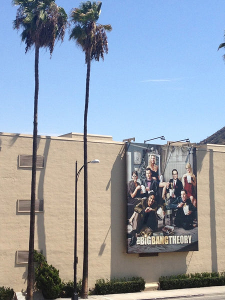 Big Bang Theory at Warner Bros