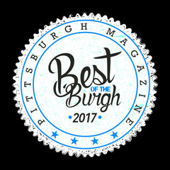Pittsburgh Magazine's Best of the Burgh 2017 Logo