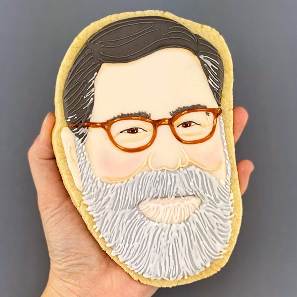 Cookie of Mayor William Bill Peduto of Pittsburgh