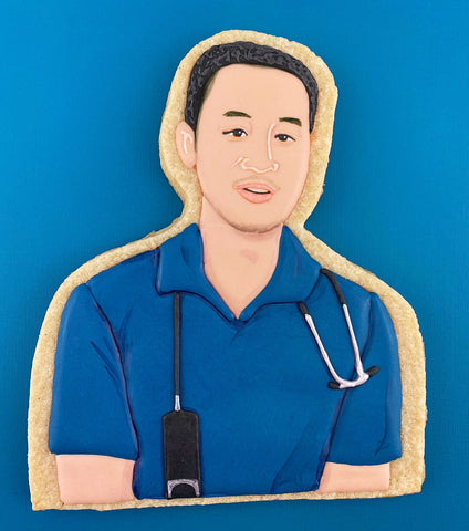 Cookie Image of Dr. Timothy Wong