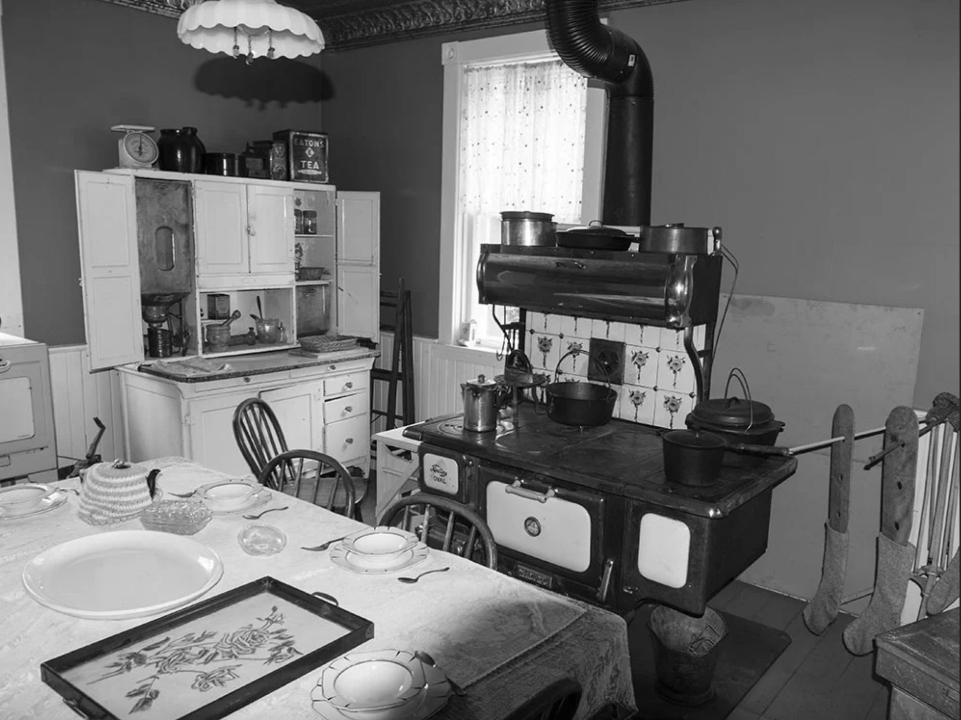 Great Depression Stove