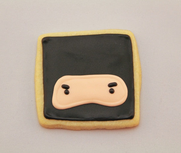 Ninja Square Sugar Cookie