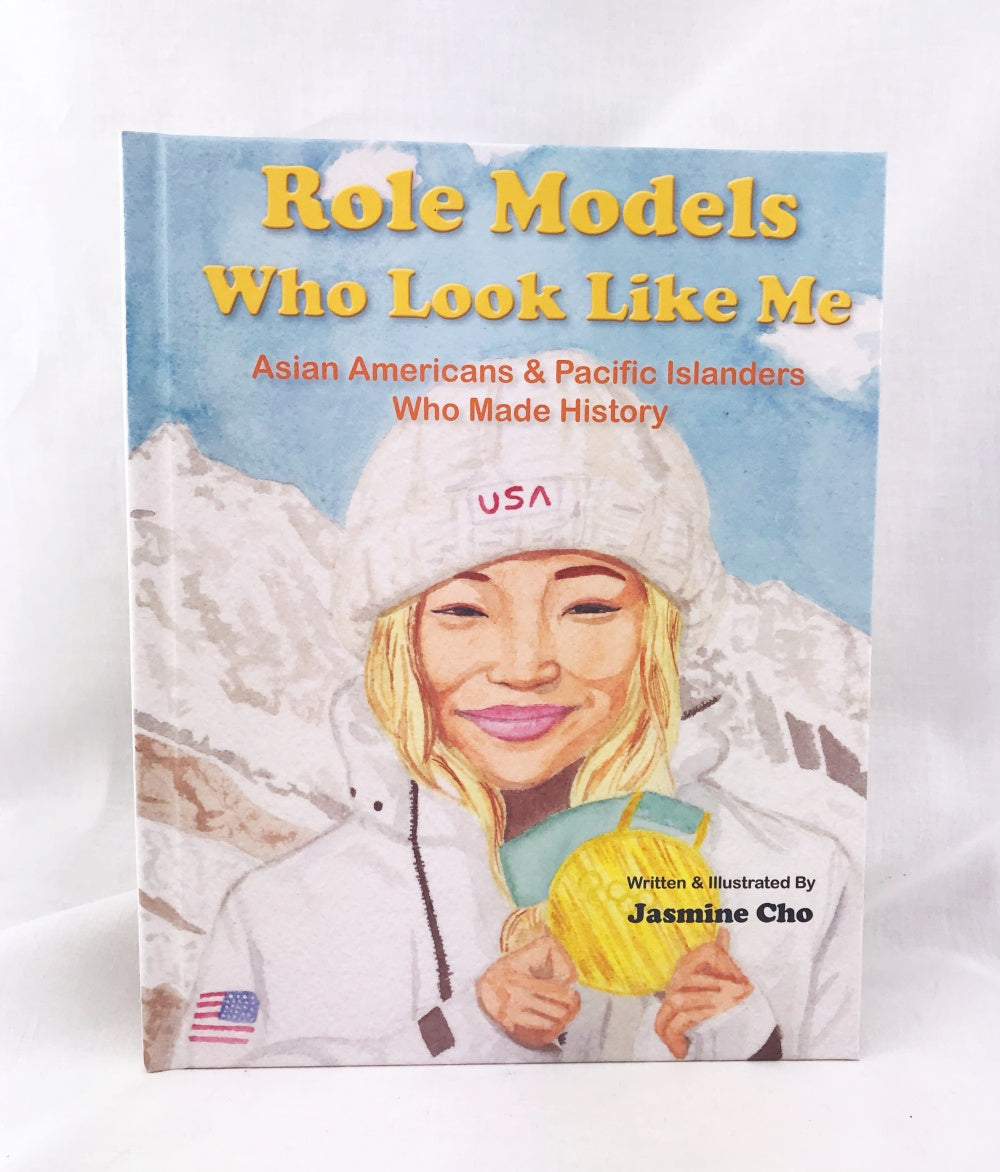 Role Models Who Look Like Me - Signed Book