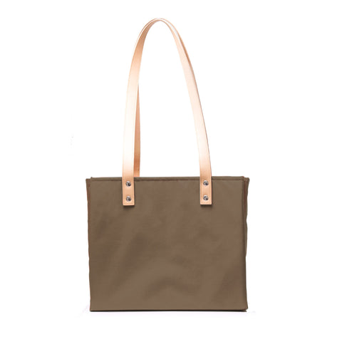 BUTTERFLY TOTE - BRONZE