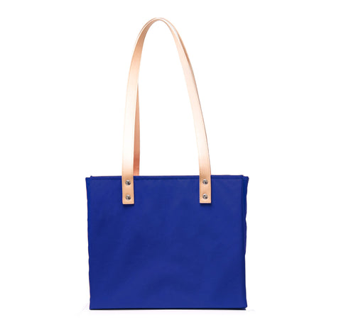 BUTTERFLY TOTE - COBALT