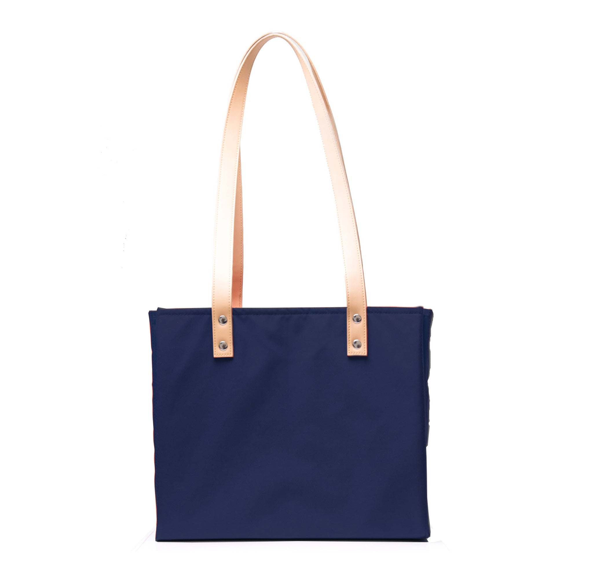 BUTTERFLY TOTE - NAVY