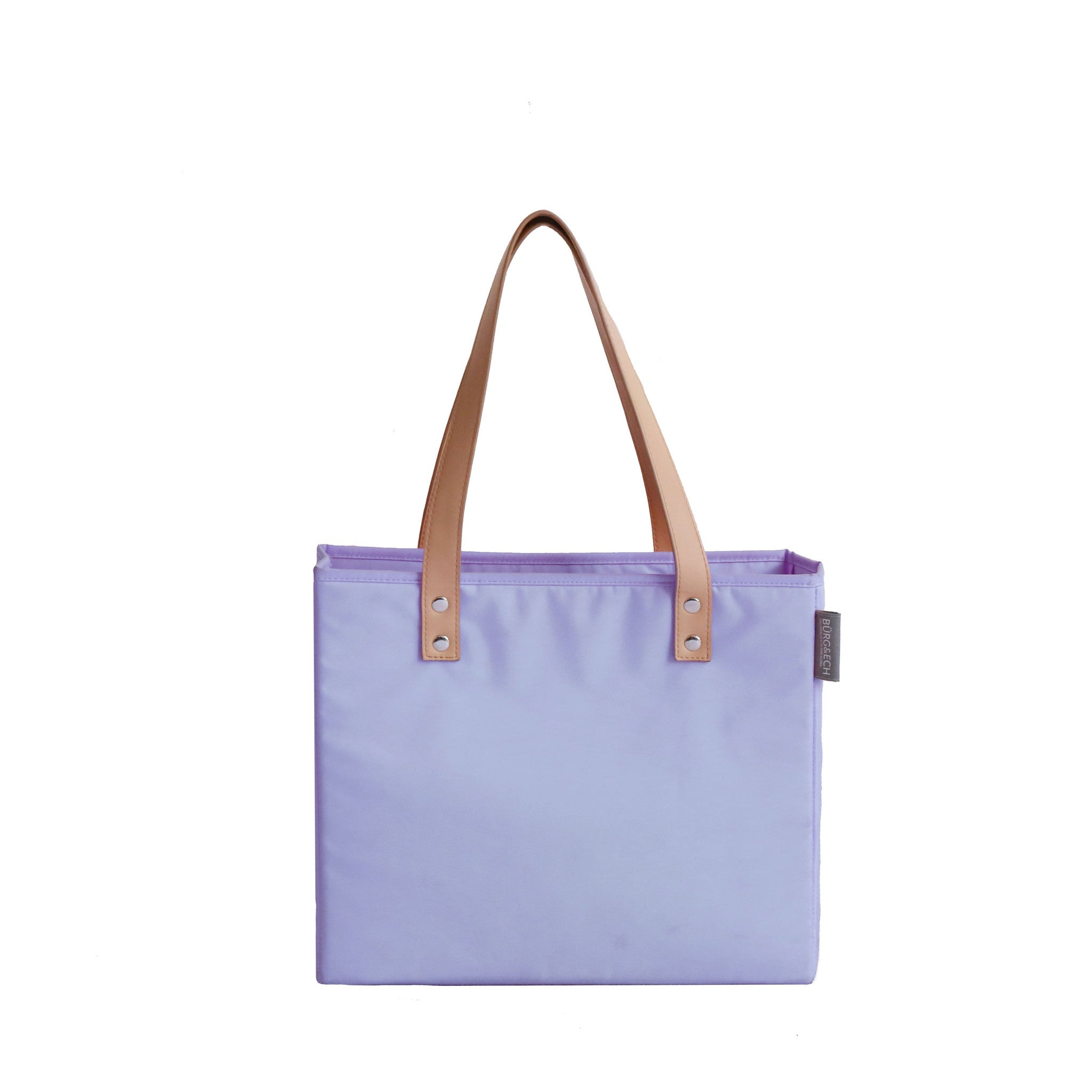 BUTTERFLY TOTE - LILA