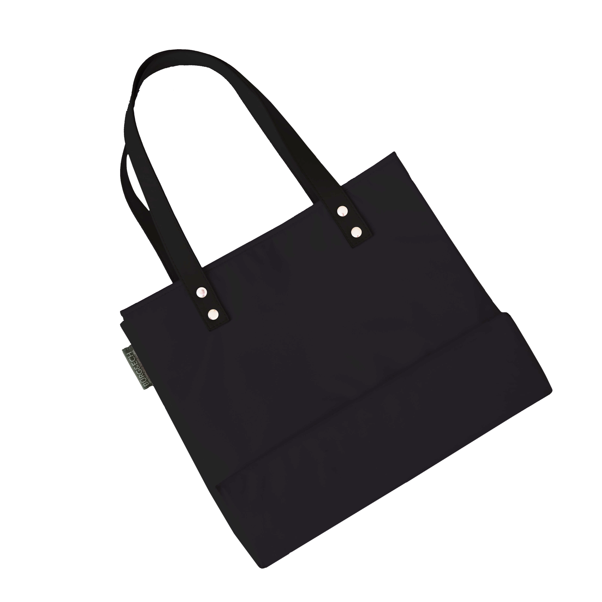 BUTTERFLY TOTE - ONYX