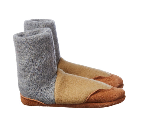 4f32ba83edf5f Wool Baby Shoes, Toddler Slipper Boots