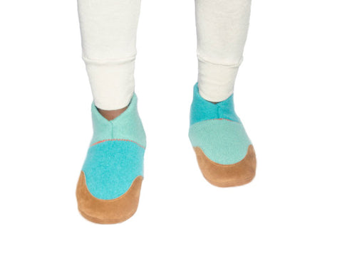 Cashmere Slipper Socks