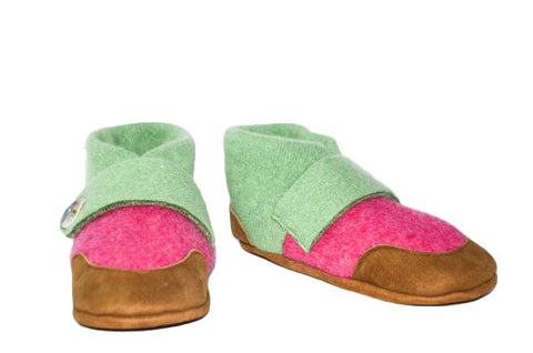 Kids Wool Shoes