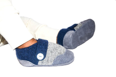 Baby Boy Cashmere Shoes