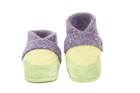 Toddler Wool Slippers