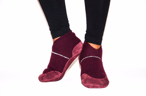 Unisex Cashmere Slippers