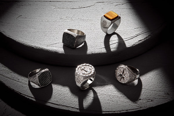 Get Inspired With The Latest Fashion Trends For Men Rings