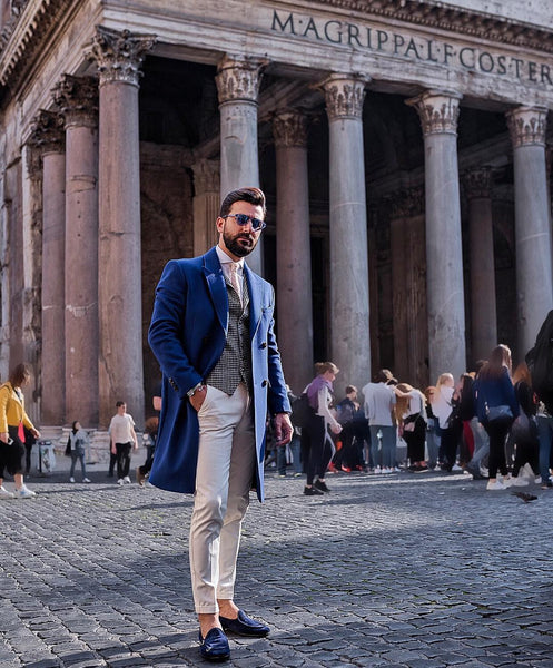 Instagram's biggest men's fashion icons 2017