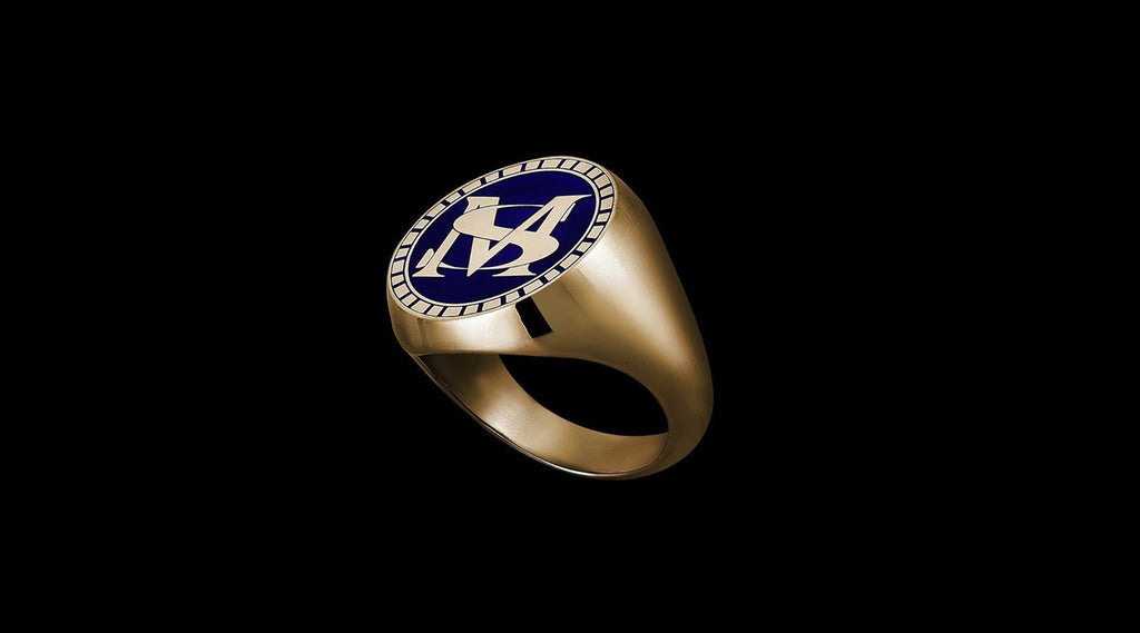 school logo men/'s ring personalized . free shipping name. silver 925 You can print your family logo