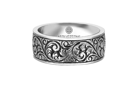 925 Sterling Silver Classic Band Ring