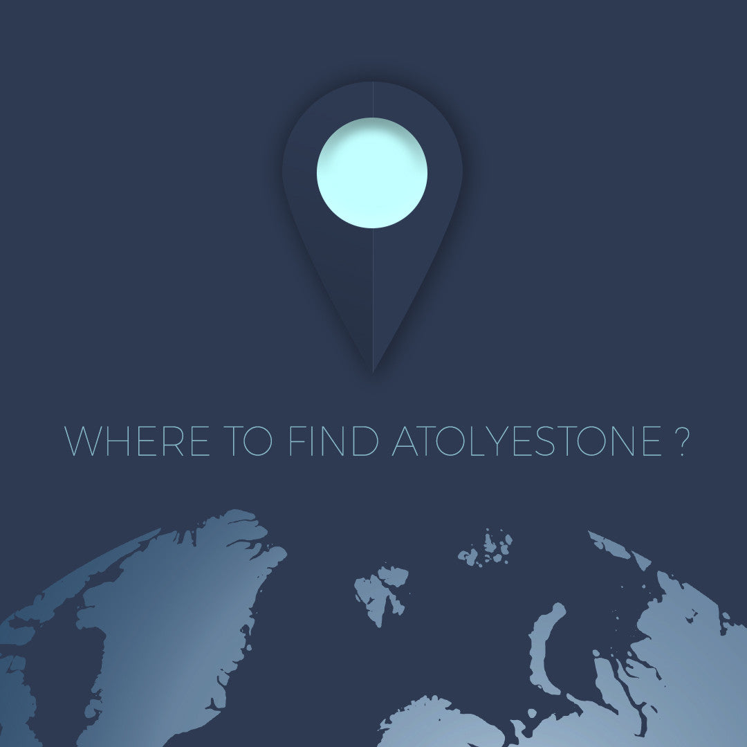 Where to find Atolyestone?