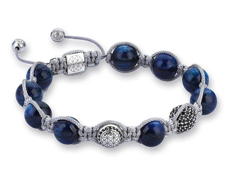 Exclusive Macrame Bracelet with Beads