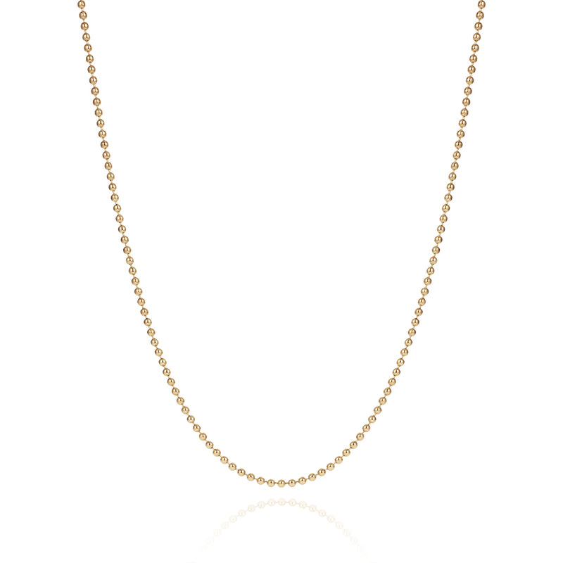 Necklace Chain - 14k Solid Gold