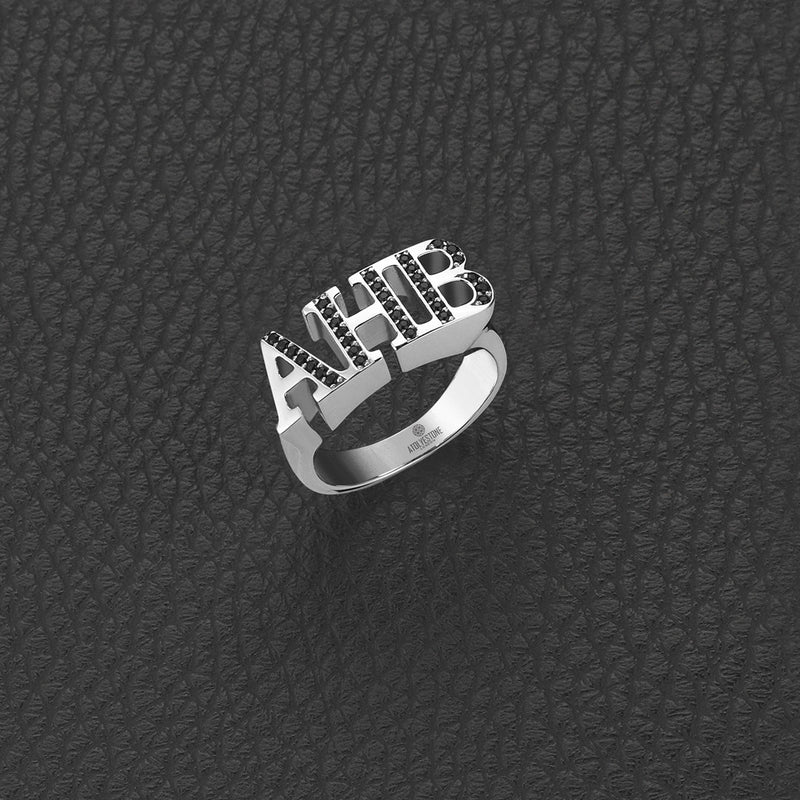 Personalized Ring for Men