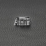 Atolyestone Statements Ring - Silver