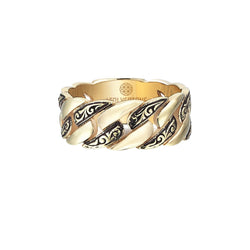 Classic Chain Ring - Yellow Gold
